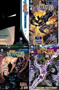 Detective Comics collection (0-15 series)