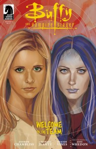 Buffy the Vampire Slayer, Season 9 #17