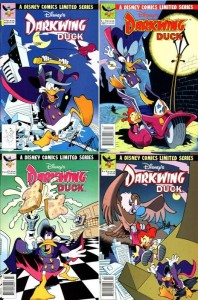 Darkwing Duck Limited Series (1-4)