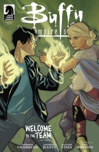 Buffy the Vampire Slayer, Season 9 #18