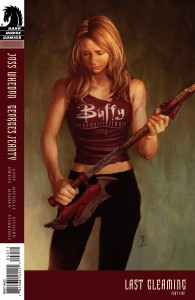Buffy the Vampire Slayer Season 8 040