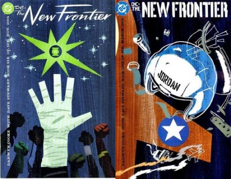 DC: The New Frontier (1-6 series)