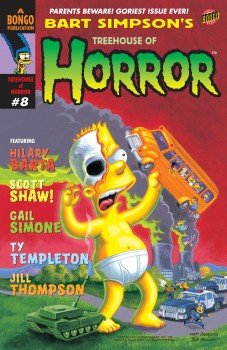 Bart Simpson's Treehouse of Horror #8 (2002)