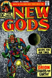 New Gods (Volume 1) 1-19 series