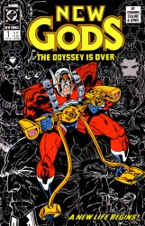 New Gods (Volume 3) 1-28 series