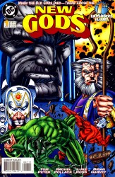 New Gods (Volume 4) 1-15 series