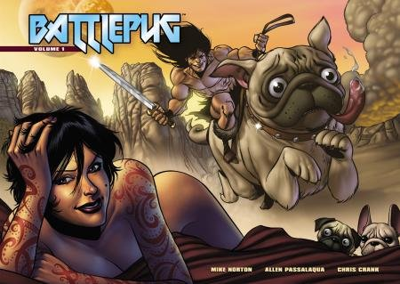 Battlepug (Volume 1) 2012