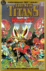 The New Titans (50-130 series) Complete