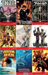 Collection Marvel Comics (08.05.2013, Week 19)