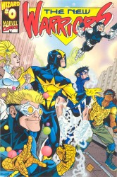 New Warriors (Volume 2) 0-10 series
