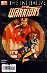 New Warriors (Volume 4) 1-20 series