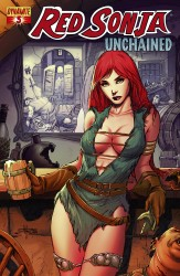 Red Sonja Unchained #3