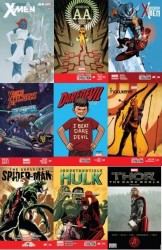 Collection Marvel (10.07.2013, Week 28)