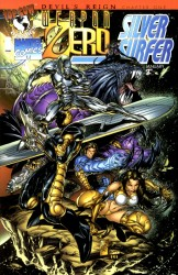 Weapon Zero & Silver Surfer (1-8 series) Complete