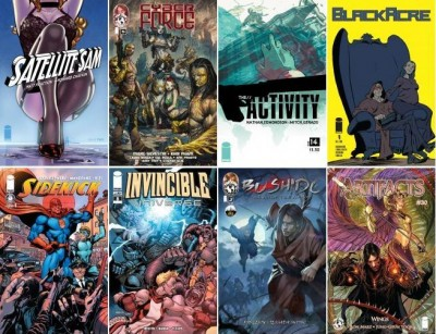 Collection IMAGE Comics (07.08.2013, week 32)