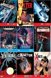 Collection Marvel (21.08.2013, Week 34)