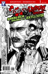 Victorian Undead Special - Sherlock Holmes vs Jekyll and Hyde