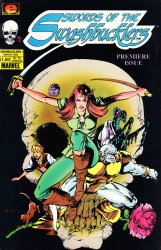 Swords of the Swashbucklers (1-12 series) Complete