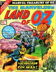 Marvel Treasury of Oz featuring the Marvelous Land of Oz #01