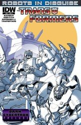 Transformers - Robots In Disguise #22