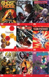 Collection Marvel (30.07.2014, week 30)