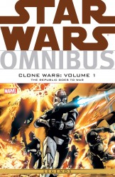 Star Wars Omnibus - Clone Wars Vol.1 - The Republic Goes To War