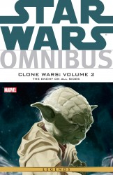 Star Wars Omnibus - Clone Wars Vol.2 - The Enemy On All Sides