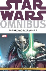 Star Wars Omnibus - Clone Wars Vol.3 - The Republic Falls