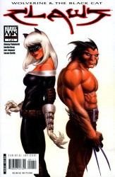 Black Cat & Wolverine - Claws (1-3 series) Complete