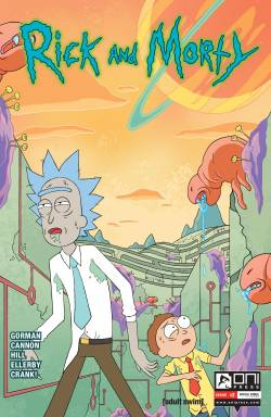 Rick and Morty #02