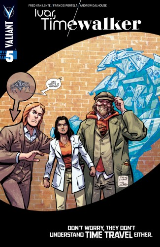 Ivar, Timewalker #05