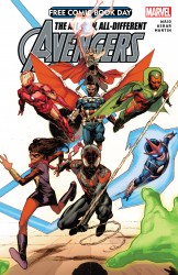 The All-New, All-Different Avengers (FCBD)