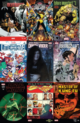 Collection Marvel (03.06.2015, week 22)