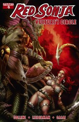Red Sonja Vultures Circle #05
