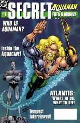 Aquaman Secret Files and Origins