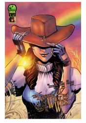 The Legend of Oz - The Wicked West #01