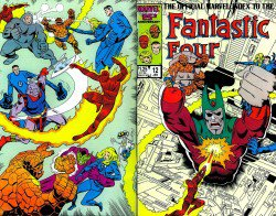 Official Marvel Index to the Fantastic Four #1-12 Complete