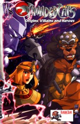 Thundercats Origins - Villains And Heroes