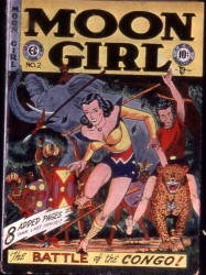 Moon Girl (2-6 series)