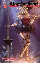 Grimm Fairy Tales Presents Wonderland #43