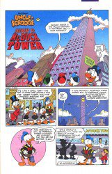 Donald Duck: Incident at McDuck Tower