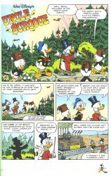 Scrooge McDuck: War of the Wendigo