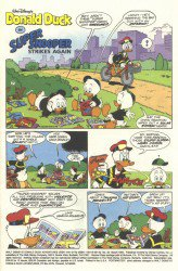 Donald Duck: Super Snooper Strikes Again