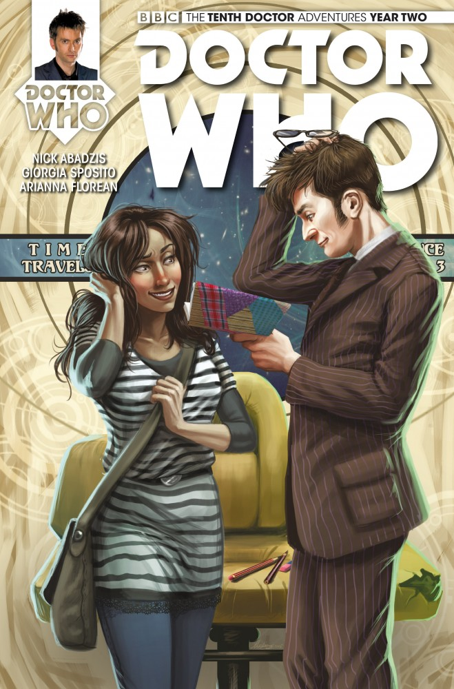 Doctor Who The Tenth Doctor Year Two #12