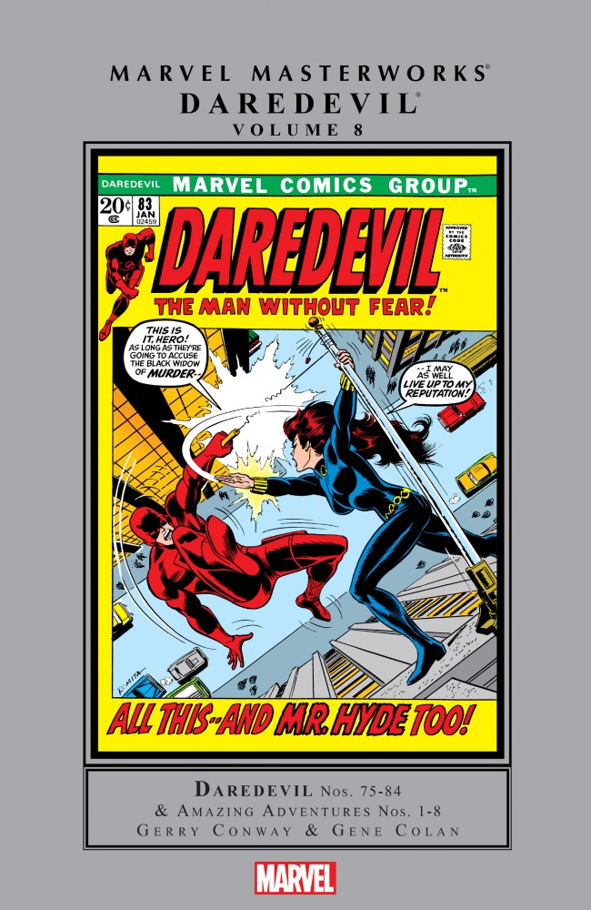 Daredevil Masterworks Vol.8