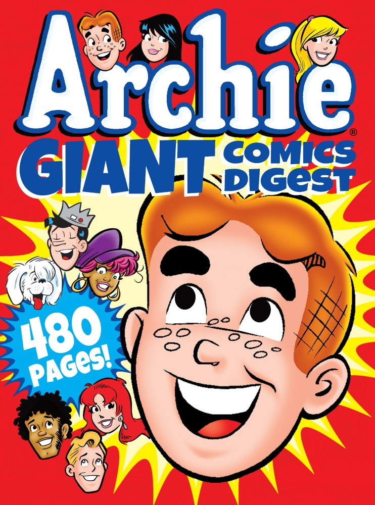 Archie Giant Comics Digest #1