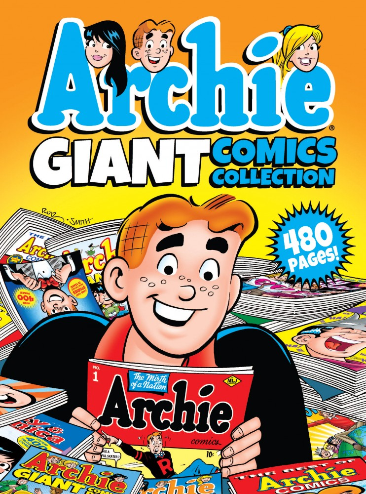 Archie Giant Comics Collection #1