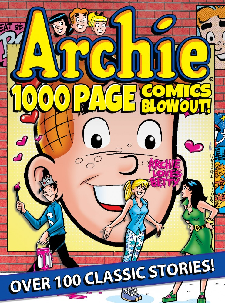 Archie 1000 Page Comics Blowout! #1