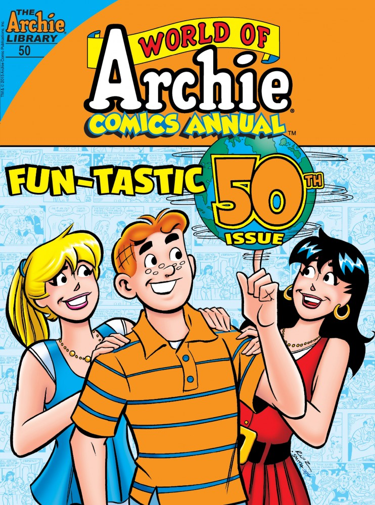World of Archie Comics Annual Double Digest #50