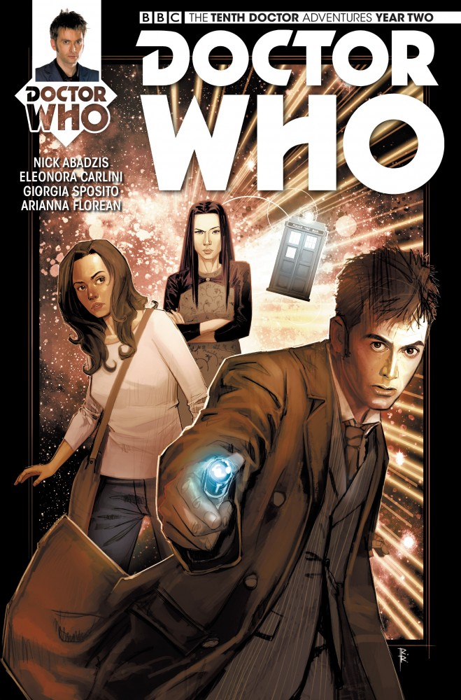 Doctor Who The Tenth Doctor Year Two #13